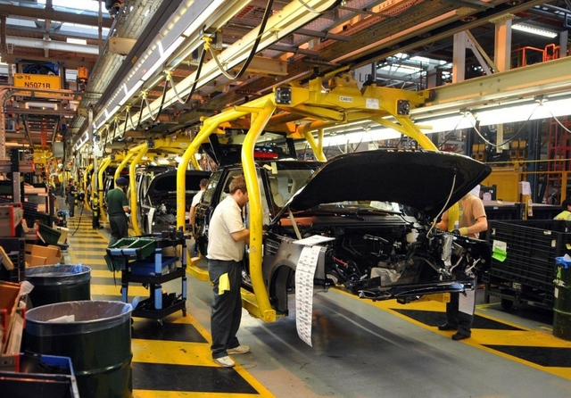 Automotive Europe. Credit: Jaguar Land Rover