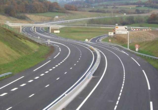 Sibiu-Pitesti motorway