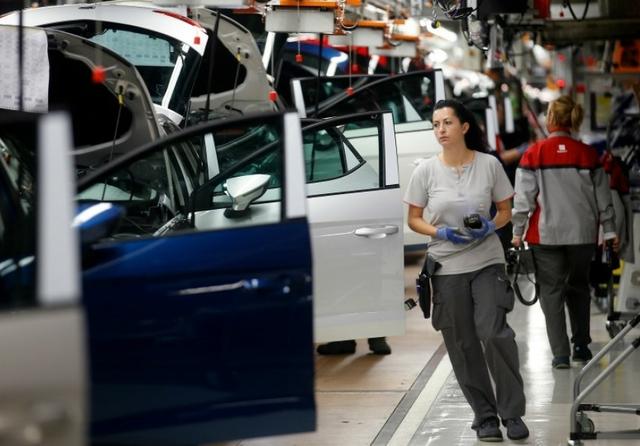Spain auto industry
