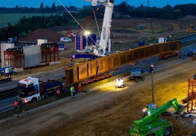 M4 Smart Motorway Project