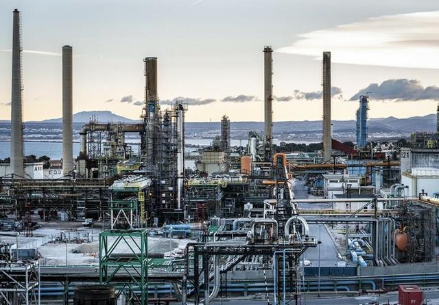 Total La Mede biofuel refinery