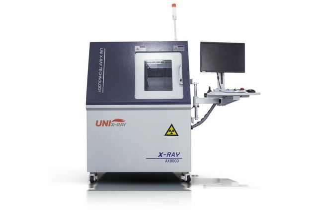 Uni X-Ray machine for Electronics AX8000