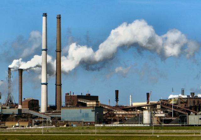 Tata Steel Ijmuiden plant, Netherlands