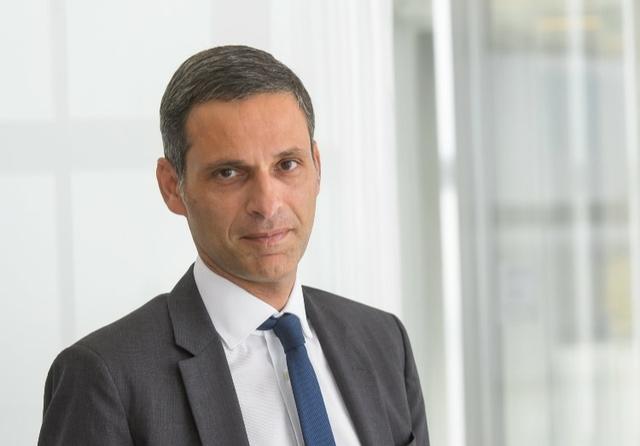 Rodolphe Saadé, chairman & CEO, CMA CGM