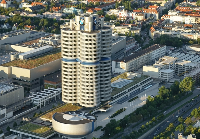 BMW HQ, Munich