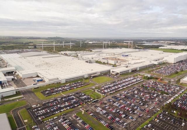 Nissan factory, Sunderland, UK
