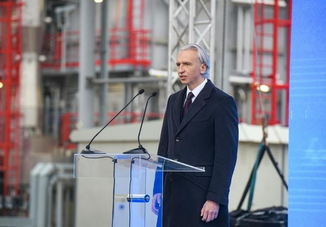 Alexander Dyukov, Chairman & CEO, Gazprom Neft