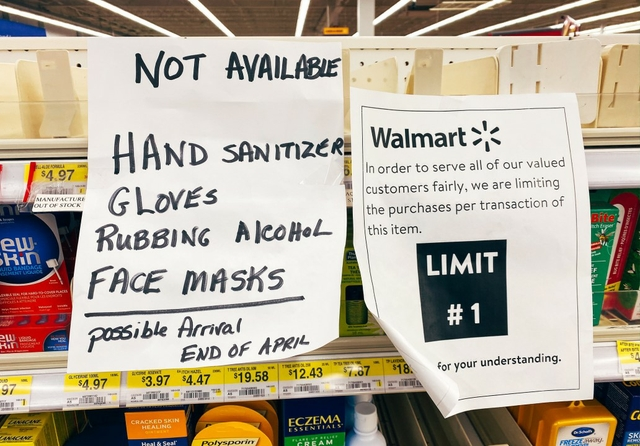 Not Available Hand Sanitizer Gloves Rubbing Alcohol Face Masks