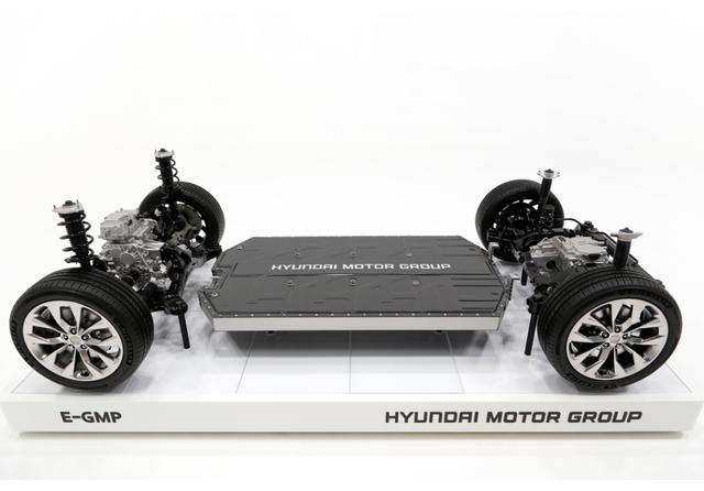 Hyundai EV modular platform. Credit: Hyundai