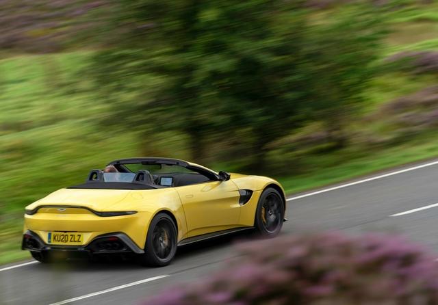 Aston Martin Vantage. Credit: Aston Martin