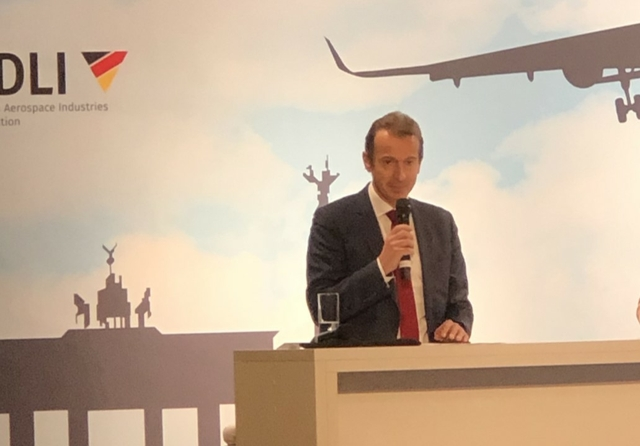 Guillaume Faury at Berlin Aviation Summit 2020