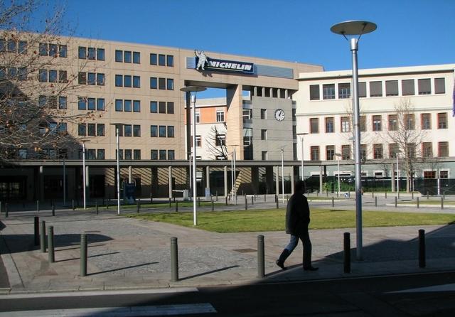 Michelin HQ, France
