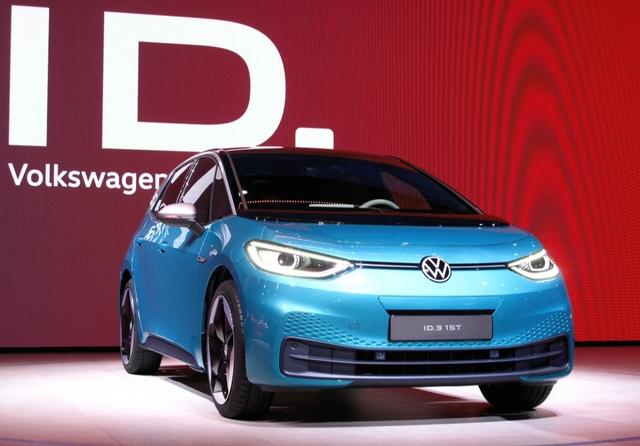 Volkswagen ID.3. Credit: Rutger van der Maar / Flickr