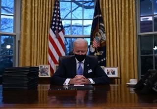 President Joe Biden. Credit: Mike Beaty / Flickr