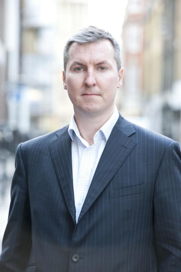 Dr Steve Mahon, CEO, Mura Technology