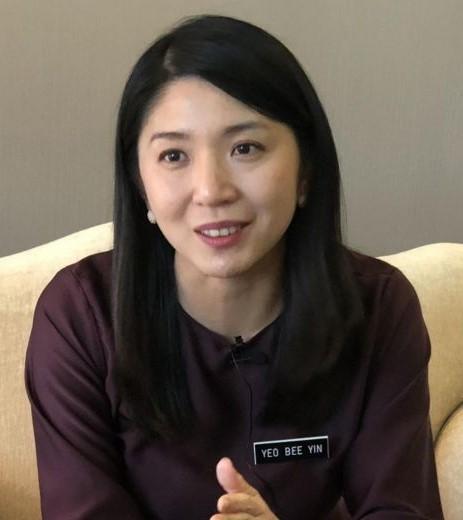 Former Malaysian Environment Minister, Yeo Bee Yin