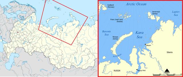 Vostok Oil, Russian Far North