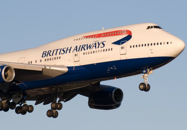 British Airways. Credit: BriYYZ / flickr