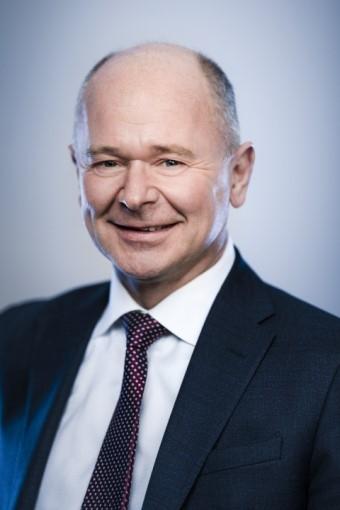 Micael Johansson, Saab CEO. Credit: Peter Karlsson / Saab AB