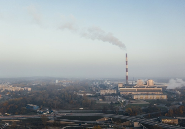 Industrial pollution and emissions