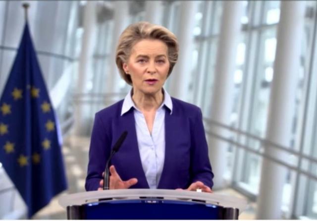 Ursula von der Leyen, EU Industry Days 2021