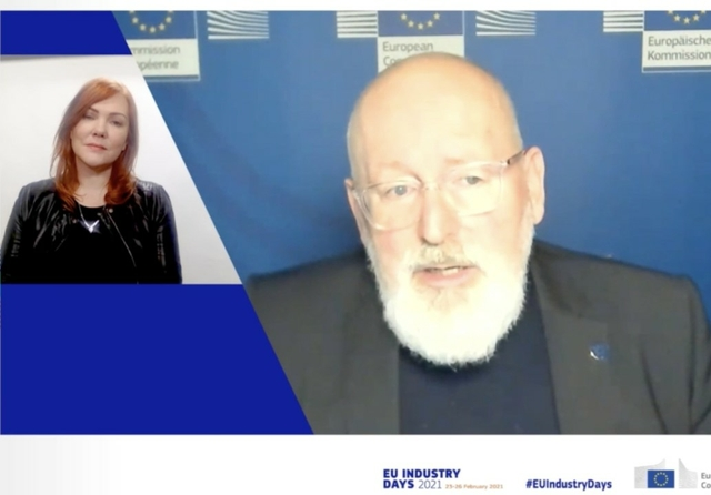 Baker & Timmermans, EU Industry Days 2021