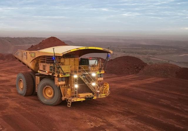 WAE & Fortescue partner for electric mining haul trucks