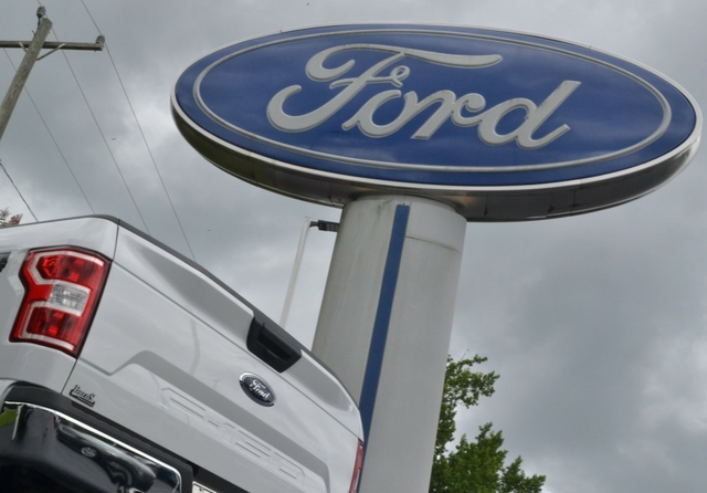 Ford sign. Credit: Burns Ford / Flickr