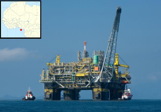 OPL 245 oilfield, Nigeria