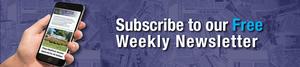 Subscribe newsletter header