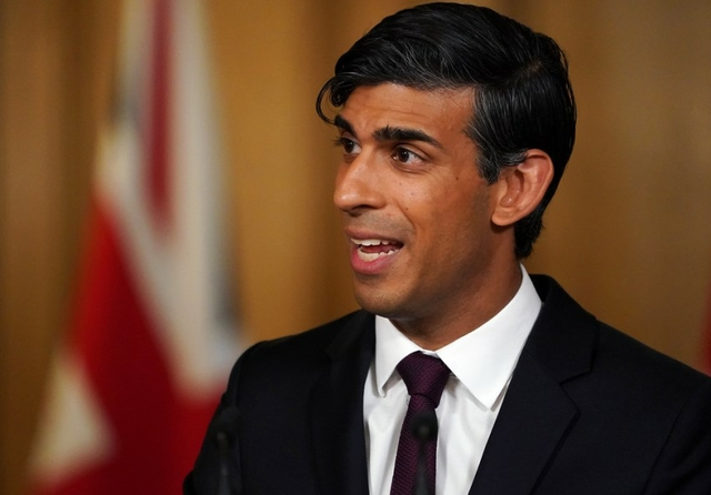 UK Chancellor Rishi Sunak. Source: Number 10 / Flickr