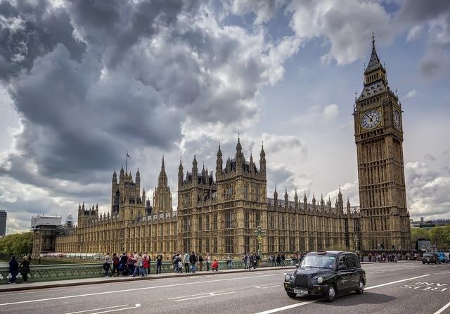 Houses of Parliament, London. Source: Javier Díaz Barrera / Flickr