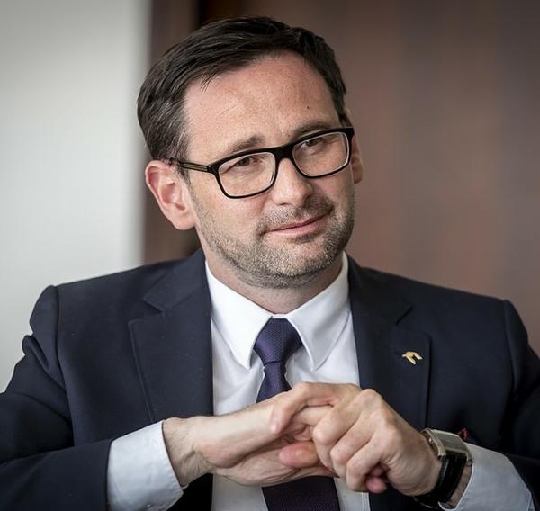 Daniel Obajtek, PKN Orlen CEO. Source: Wikimedia