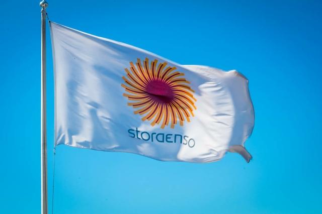 Flag Stora Enso
