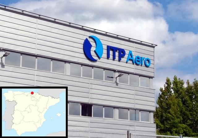 ITP Aero, HQ, Zamudio, Spain. Source: ITP Aero