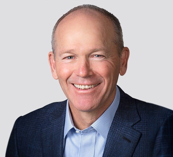 Dave Calhoun, Boeing CEO