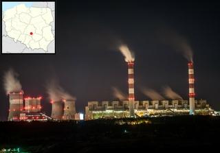 Bełchatów Coal Mine, Poland. Source: Kamil Porembiński / Flickr