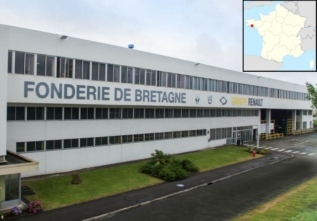 Fonderie de Bretagne. Source: Renault