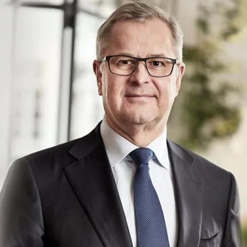 Soren Skou, Maersk CEO