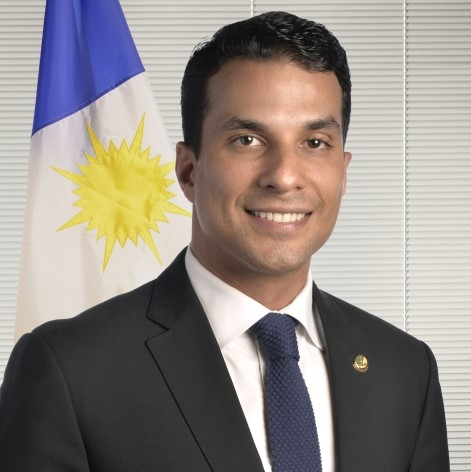 Brazil Senator Irajá Abreu. Source: Senado.br