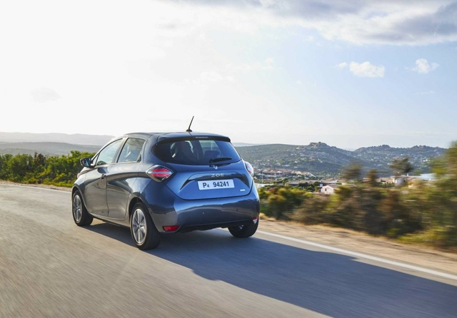Renault ZOE. Source: Renault Group