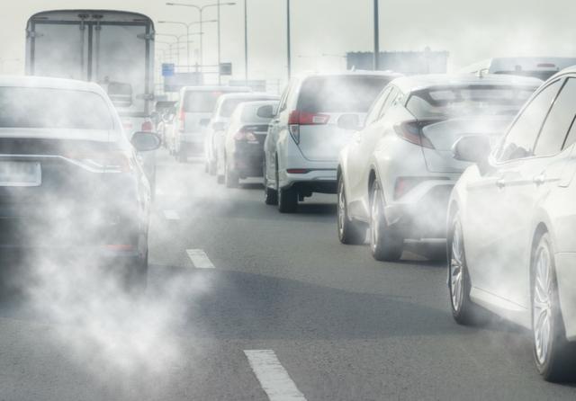 auto exhaust fumes. Source: Khunkorn Laowisit / Vecteezy