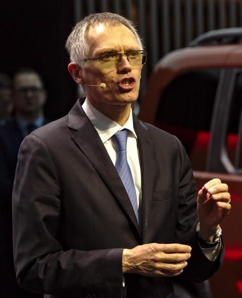 Carlos Tavares, CEO, Stellantis