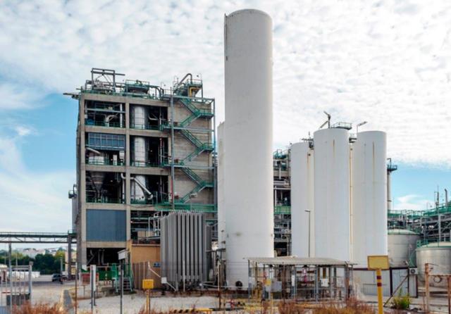 Spain LNG Plant