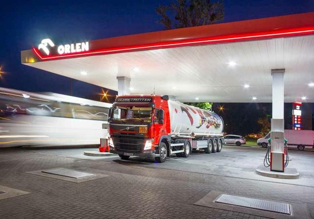 ORLEN petrol station