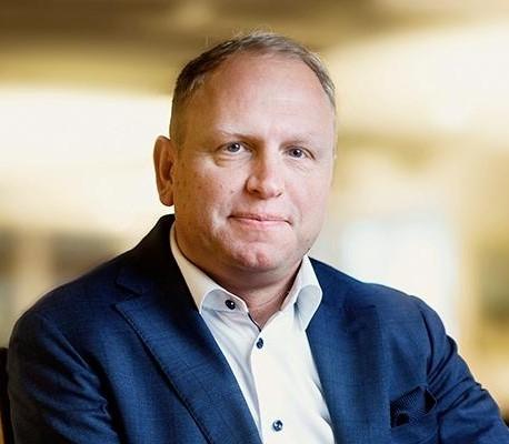 Henrik Henriksson, CEO, H2GS. Photo: Scania Group / Twitter