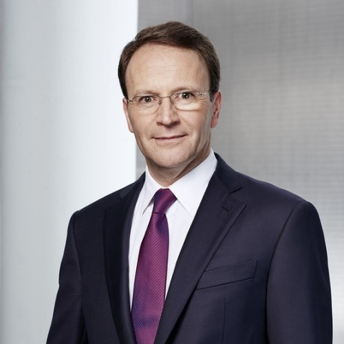 Mark Schneider CEO Nestlé