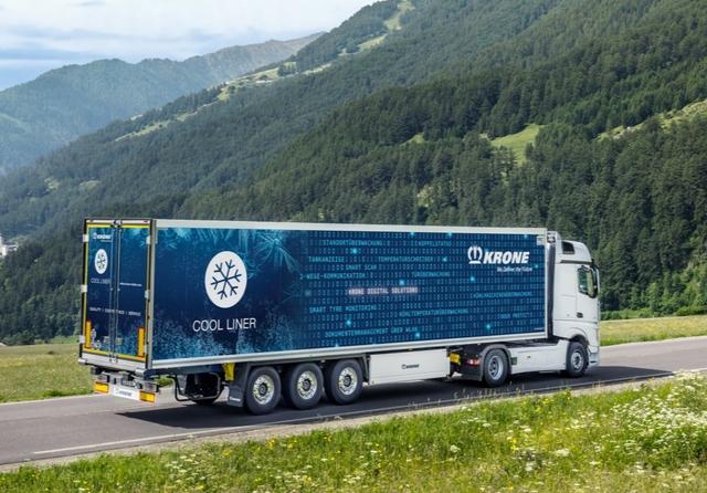 Krone truck
