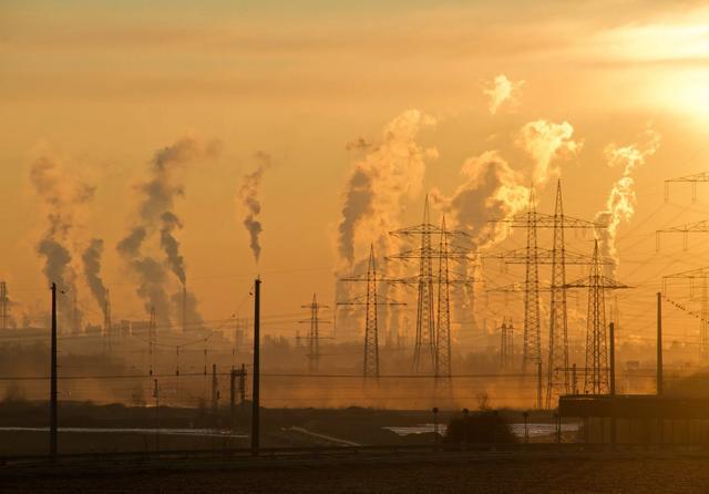 Air pollution. Photo: Pexels / Pexabay (Licence: CC0)
