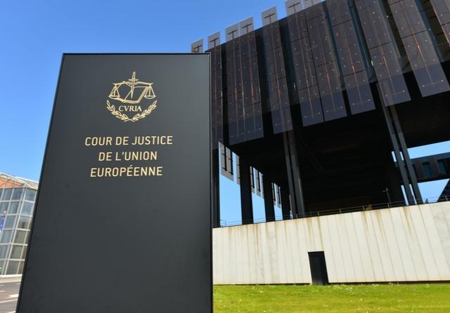 EU Court of Justice. Photo: nitpicker / Shutterstock